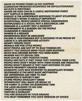 Jenny Holzer, 'Truisms', 1983