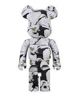 "Banksy, 'Be@rbrick 'Flower Thrower' (Rare Blind-Box ""Chase"" figure)', 2020"