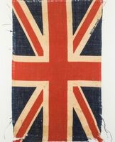 Peter Blake, 'Found Art Union Jack II', 2008