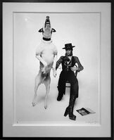 Terry O'Neill, 'David Bowie for Diamond Dog', 1974