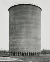 Bernd and Hilla Becher, 'Cooling Tower, Steelplant,  Eisenhüttenstadt, East Germany', 1994