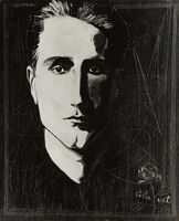 Man Ray, 'Portrait of Duchamp', 1923