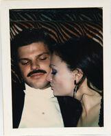 Andy Warhol, 'Andy Warhol, Polaroid Photograph of Diane & Egon von Furstenberg ', 1976