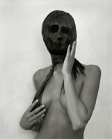 Herb Ritts, 'Mask (Stephanie Seymour)', 1989