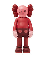 KAWS, ''Companion' (blush)', 2017