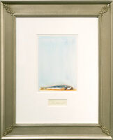 Wayne Thiebaud, 'Trout Fishing in America', 1994