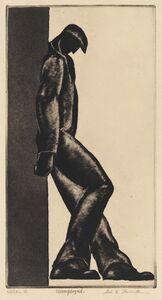 Alexander Stavenitz, 'Unemployed', 1930