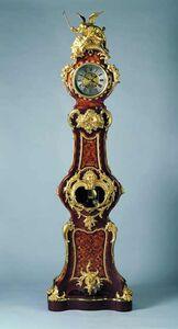 Ferdinand Berthoud, 'Longcase equation clock', ca. 1755