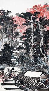Lui Shou Kwan 呂壽琨, ' Guanyin Grotto', 1969