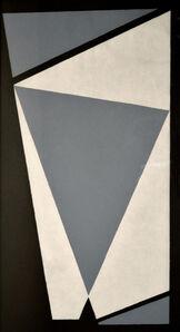 George Dannatt, 'Serene triangles', 2008-2009