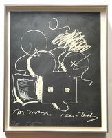 Claes Oldenburg, 'M. Mouse-1 Ear-Teabag', 1973