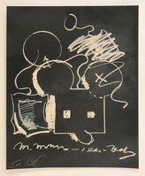 Claes Oldenburg, 'Mouse (from Stockholm Portfolio)', 1973