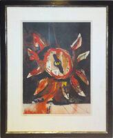 Salvador Dalí, 'Montre Fleur', 1973