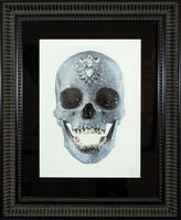 Damien Hirst, 'For The Love Of God (Diamond Dust)', 2009