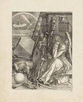 Albrecht Dürer, 'Melencolia I (B. 74; M., Holl. 75; S.M.S. 71)', 1514
