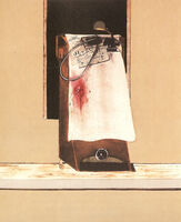 Francis Bacon, 'Triptych- center', 1986