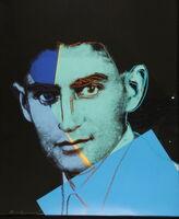 Andy Warhol, 'Franz Kafka', 1980