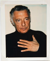 Andy Warhol, 'Andy Warhol, Polaroid Photograph of Gianni (Giovanni) Agnelli, 1972', 1972
