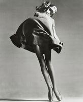 Richard Avedon, 'Verushka Dress by Bill Blass'