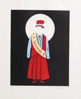 Robert Indiana, 'Gertrude Stein from Mother of Us All', 1977