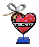 Romero Britto, 'HEART', ca. 2000