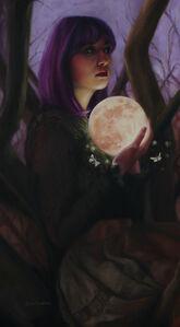 Sara Scribner, 'Moon Glow', 2020