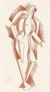 Alexander Archipenko, 'Woman (Frau)', 1922