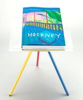 David Hockney, 'A Bigger Book Sumo, Collector's Edition', 2016
