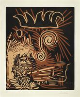 Pablo Picasso, 'Le Vieux Bouffon', 1963