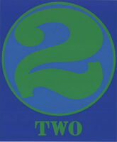 Robert Indiana, 'Two ', 1968 (1997)