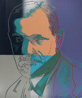 Andy Warhol, 'Ten Portraits of Jews of the Twentieth Century. Freud (Feldman & Schellmann 235)', 1980