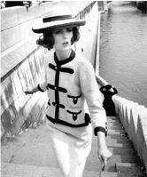 William Klein, 'Dorothy, Vogue France', 1960