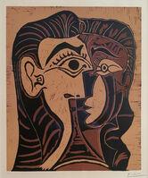 Pablo Picasso, 'Portrait de Jacqueline de Face I', 1963