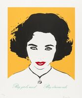 Bambi, 'Big Girls Need Big Diamonds (Liz Taylor 3)'