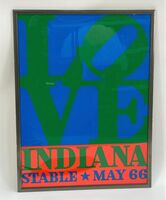 Robert Indiana, 'Love. Indiana. Stable May 66.', 1966