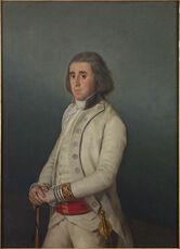 Don Valentín Bellvís de Moncada y Pizarro