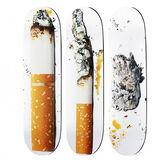Urs Fischer Supreme Skateboard Decks (complete set of 3)