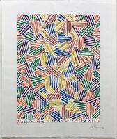 Jasper Johns, 'Cicada (ULAE 204)', 1979
