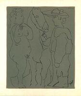 Pablo Picasso, 'Picador, Femme et Cheval ', 1962