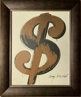 Andy Warhol, 'Dollar Sign', 1986