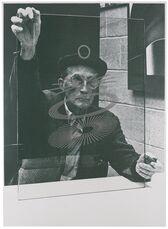 The Oculist Witnesses (from a photograph taken by Richard Hamilton)—from Sammlung Hückstädt