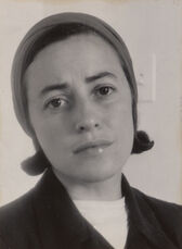 Portrait of Dorothy Norman