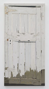 Josephine Halvorson, 'Woodshed Door', 2013