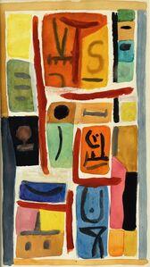 Carlos Carnero, 'Untitled', 1956