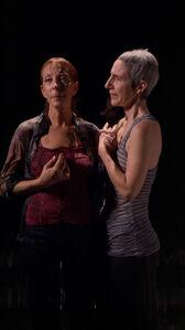 Bill Viola, 'Two Women', 2008