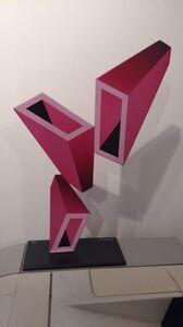 Daniel Sanseviero, 'Pink sculpture', 21t Century