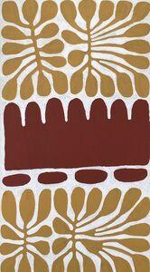 Mitjili Napurrula, 'Uwalki & Irantji Dreaming', 2012