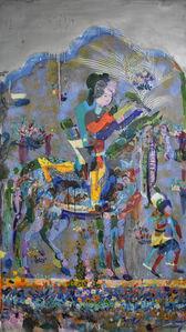 Ghalamdar, 'Untitled', 2017