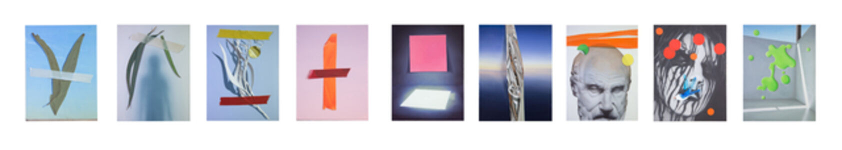 Juan Ford, 'If the Light Takes Us (9-Part Work)', 2018-2019