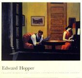 Room in New York Rare Poster Edward Hopper